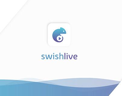 Motion Design / Site Web | Swish Live