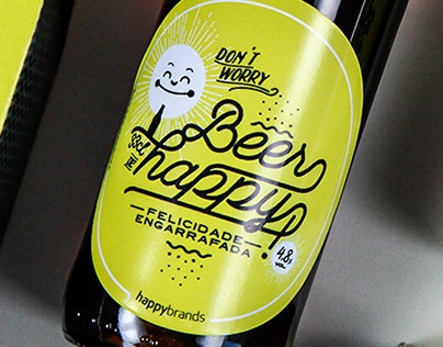 "Happy Brands ""Beer Happy"" Self Promotion"