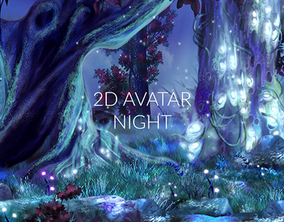 2D Avatar Night