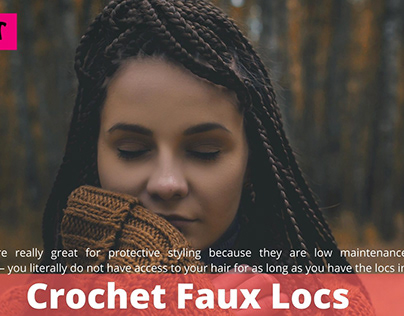 Crochet Faux Locs | Wiggit