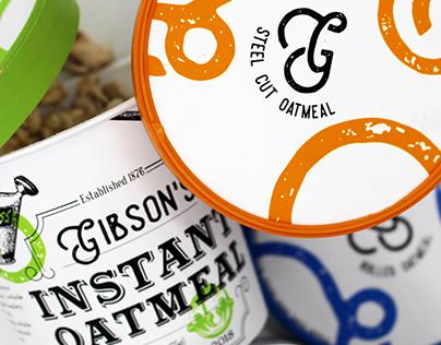 Gibson's Oatmeal