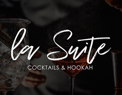 LA SUITE BAR | LOGOTYPE DESIGN | 2019