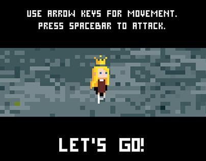 Princess Mayhem Game