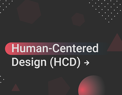User centered design for people
