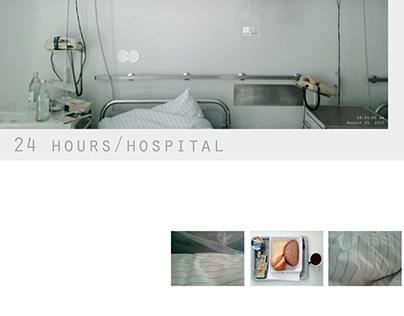 24 hours/hospital