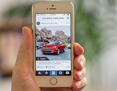 Build a GLA on Instagram