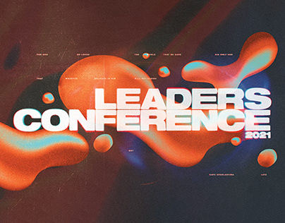 LEADERS CONFERENCE 2021 - ART DIRECTION STUDY
