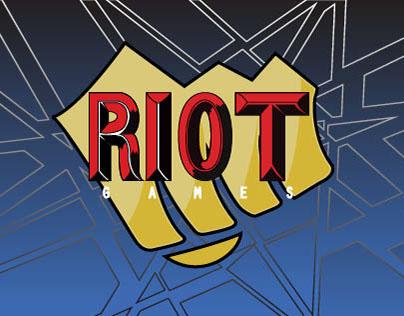 Riot Logo Reideation