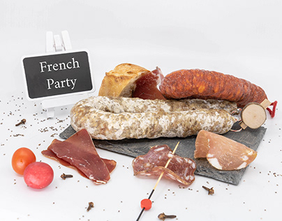 French Party - série photo