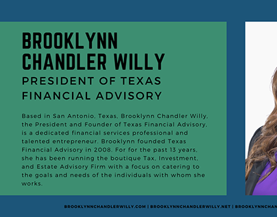 Meet Brooklynn Chandler Willy