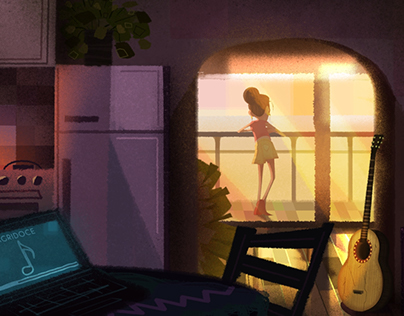 Semilunar: Animation