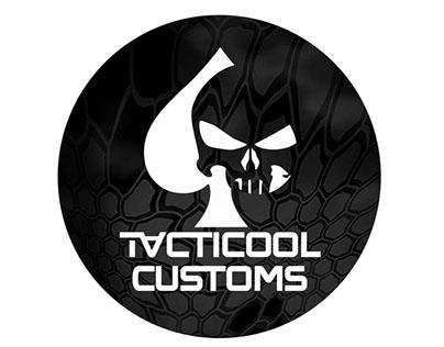 Tacticool customs branding