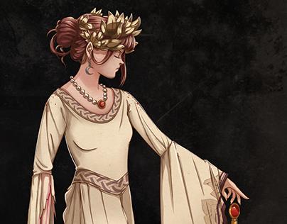 Princess and the Sword