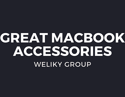 Great MacBook Accessories