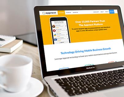 Appnext-Branding & webdesign