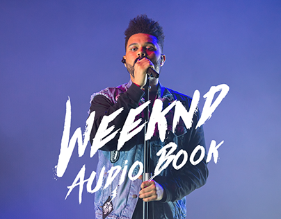 Weeknd Audio Book UI Concept