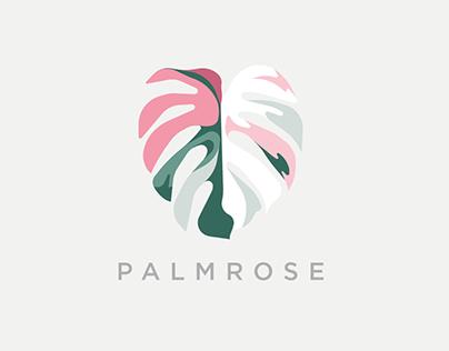 PALMROSE - Logo