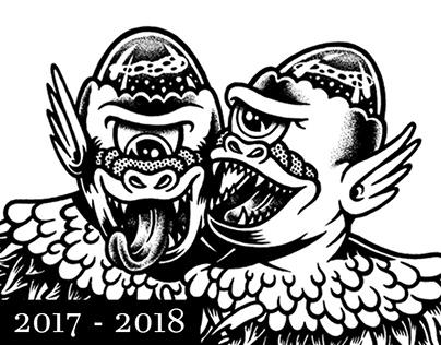 ALEBROWAR - 2017-2018