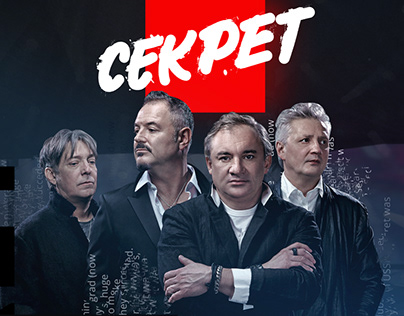 The Secret band - Official website