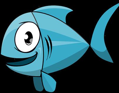 SeaLife app design.