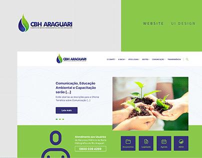 CBH Araguari - Website