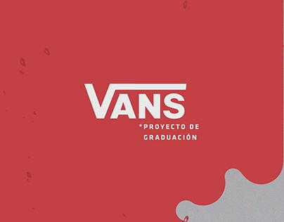 Vans - proyecto de graduación
