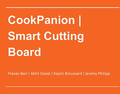 CookPanion | Smart Cutting Board | UI/UX