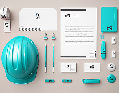 Corporate Identity Diego Rosso Architect