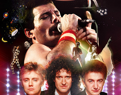 Queen - Classic Rock Magazine