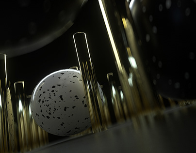 Cinema 4D - Softbody dynamics