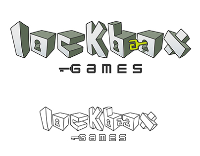 LockBox Games Branding