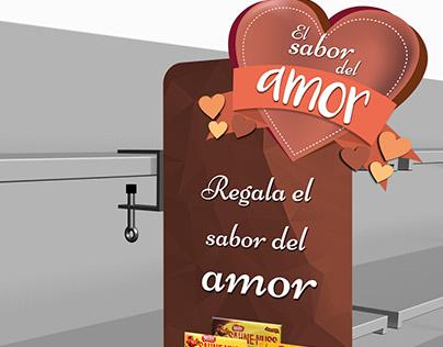 Key Visual Día de los Enamorados
