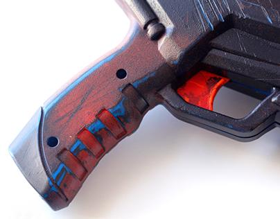 Projection Gun - High Caliber Light Cannon - Mark IV