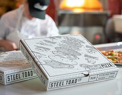 Steel Toad Brewpub & Dining Hall