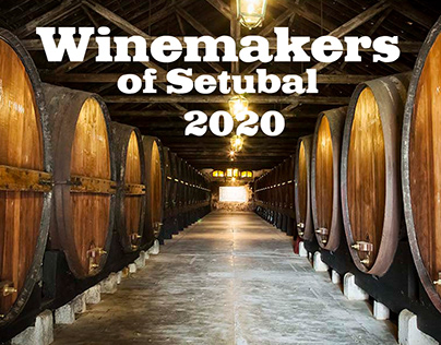 Winemakers of Setubal 2020. Complete guide.