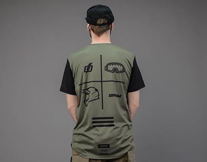 MX Army Grom tech tshirt