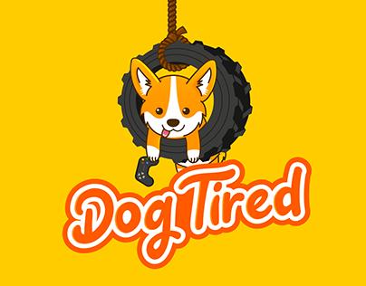 Dog Tired Logo