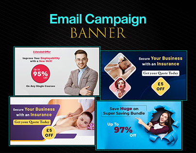 Email Campaign Banner