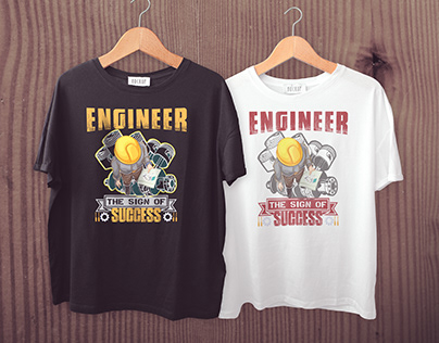 Awesome Engineer T Shirt