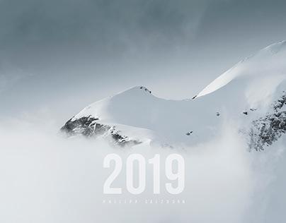 CALENDAR 2019 // KALENDER 2019