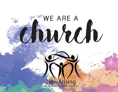 New Arising Worship Calendar