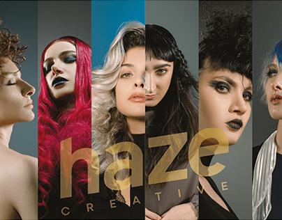 haze creative lookbook '20/'21