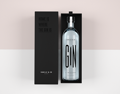 Camille & Co Gin