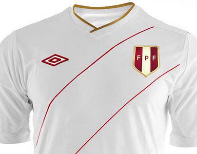 Camiseta Perú 2016