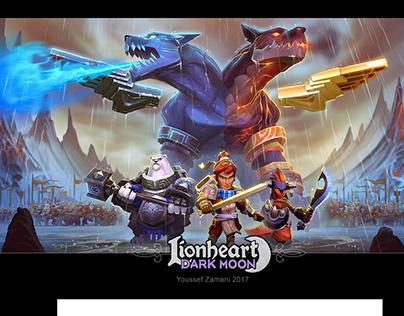 Banners Lionheart Darkmoon