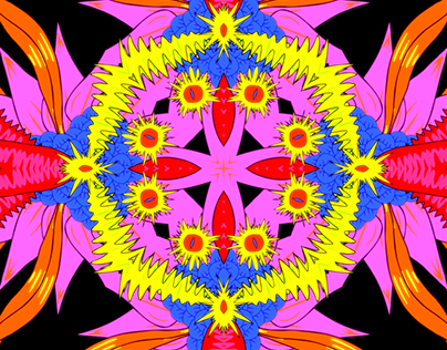 Psychedelic GIFs I