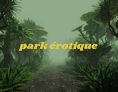 Park Érotique - VR 360 video