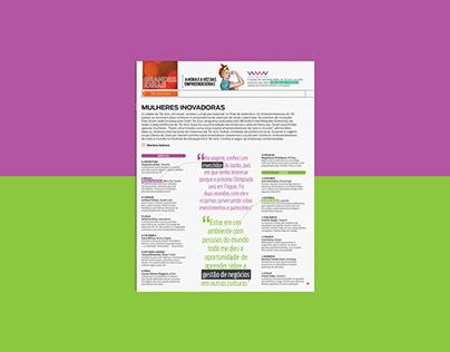 Revista PEGN - Mulheres Inovadoras