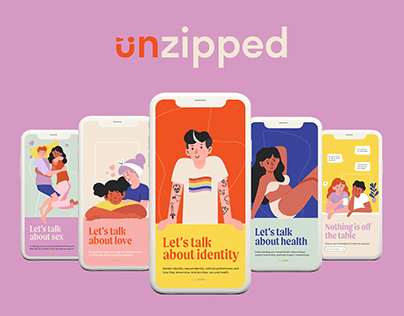 Unzipped App | Reshaping the Sex Ed Curriculum