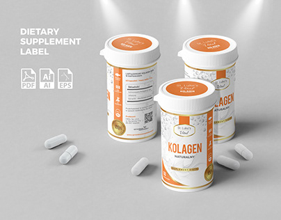 Dietary Supplement Label